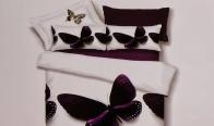 Игра Спечелете този красив спален комплект с пеперуди