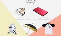 Игра Спечелете Bluetooth® слушалки, зарядно Power Bank, Sony Xperia раници, тениски и чадъри