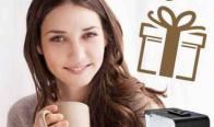 Игра Спечелете Кафе машина Caffe D'Italia CHIKKO - 2 бр. и Кафеварка Bialetti - 2 бр.