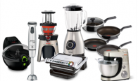 Игра Спечелете 5 кулинарни урока и още 49 уреди и съдове за готвене Tefal