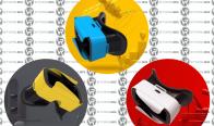 Игра Спечелете 3 броя от цветните модели на Shinecon VR Color Edition - бели, сини и жълти!