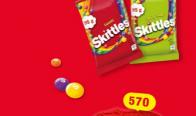 Игра Спечелете 570 свежи награди от Skittles и Kaufland