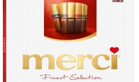 Игра Спечелете всеки ден сладки награди от бонбони Merci