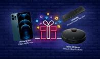 Игра Спечелете iPhone 12 Pro, прахосмукачка робот и SAMSUNG Wireless Charger
