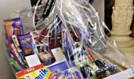 Игра Спечелете кутия пълна със сладки изкушения Milka