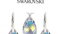 Игра Спечели сребърен комплект SWAROVSKI