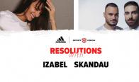Игра Спечелете раници пълни с продукти Adidas с автограф