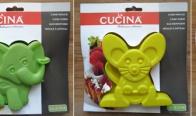 Игра Спечелете оригинални силиконови форми за кексчета