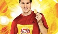Игра Снимайте се с Меси и спечелете 20 кашона чипс Lay's