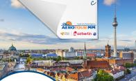 Игра ИГРАЙ И СПЕЧЕЛИ два двупосочни самолетни билета от София до Берлин с Аеротур ММ и airberlin!