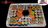 Игра Спечели суши сет от 54 суши хапки