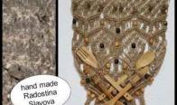 Игра Спечели ръчно изработено пано в етно стил