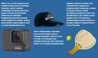 Игра Спечелете GoPro Hero7 Silver камери, сетове за плажен тенис и шапки от бира Corona