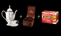 Игра Спечели чаен комплект от Twinings