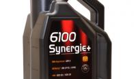 Игра Спечели една от 3-те награди - 5 литра висококачествено моторно масло Motul 6100 Synergie+ SAE 10W-40