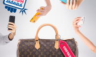 Игра Спечели чанта Louis Vuitton и 5 ваучера на стойност 10лв.