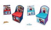 Игра Спечелете едно от прекрасните столчета - контейнери за играчки