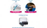 Игра Спечелете Електронна 3D писалка Myriwell LCD, Ховърборд, eBook четец Pocketbook 626 Touch Lux3 Колело Hoop X3 2016 и още много награди
