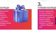 Игра Спечелете продукти Medix за цяла година