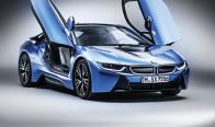 Игра Спечели макет на BMW i8