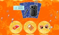Игра Спечелете караоке машина и още много награди от Chupa Chups