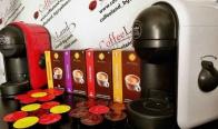 Игра Спечели страхотна кафемашина Lavazza Minù и 4 кутии италианско кафе капсули за нея