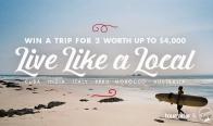 Игра Спечели пътуване за двама в Куба, Индия, Италия, Перу, Мароко или Австралия