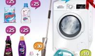 Игра Спечелете пералня, 10 ютии и още 130 награди от BINGO