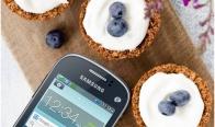 Игра Спечели мини смартфон Samsung