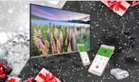 Игра Спечелете телевизор, смартфон и флаш памет Samsung