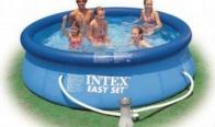 Игра Спечелете сглобяем басейн INTEX