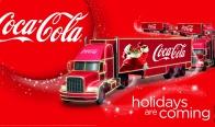 Игра Коледна промоция: Спечелете 498 960 Coca-Cola чаши Coca-Cola