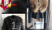 Игра Спечели дамско палто от лисица