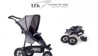 Игра Спечелете новия олекотен модел детска количка TFK Joggster Lite Twist