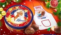 Игра Спечелете Коледна кутия с меденки Кармела и брандирана престилка