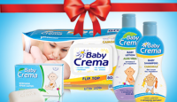 Игра Спечелете 30 бебешки комплекта от Baby Crema
