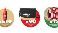 Игра Спечелете комплект дизайнерски чинии, термо чанти и термо бутилки от Heinz