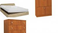 Игра Спечелете Легло за матрак 144/190, Скрин Мареа или Шкаф за обувки Мареа (венге)