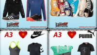 Игра Спечелете ваучер за покупка на спортни стоки за 100, 50 или 30лв