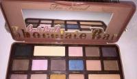 Игра Спечели палитра на Too Faced Chocolate Bar