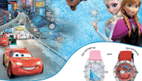Игра Спечели страхотен детски часовник Disney