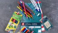 Игра Спечелете 90 Kaufland пакета с ученически пособия