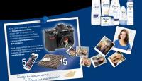 Игра Спечели фотоапарат Nikon, 5 iPhone 6 и 15 уреда за масаж от Dove