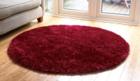 Игра Спечелете луксозен кръгъл килим