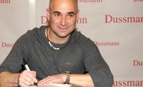 Спечели новото издание на автобиографията на Андре Агаси  Zabavni igri