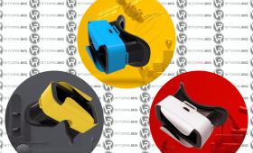 Спечелете 3 броя от цветните модели на Shinecon VR Color Edition - бели, сини и жълти!  Zabavni igri