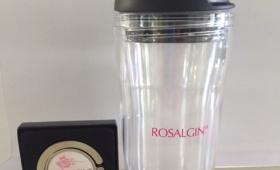 Спечелете 5 чаши Rosalgin и 10 преносими закачалки за чанти Rosalgin  Zabavni igri