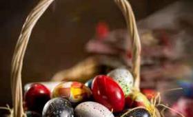 Спечели кошница с 20 пъстри шоколадови яйца за Великден  Zabavni igri