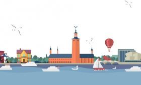 Спечели Уикенд за четиричленно семейство в Стокхолм, посещение в два музея и ресторант  Zabavni igri