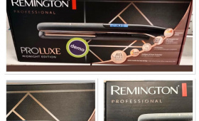 Спечелете преса за коса Remington  Zabavni igri